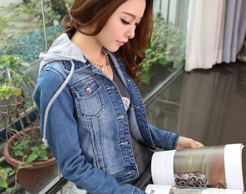 Как выбрать джинсовую куртку по типу фигуры
